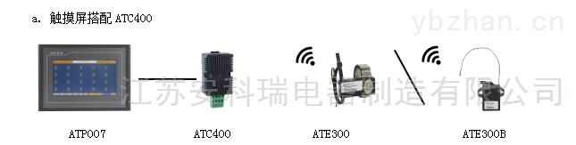 电气接点温度在线监测价格 无线通讯测控终端