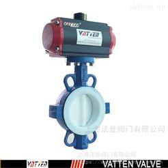 VT1ADW33A气动膨胀蝶阀 颗粒粉料行业 德国VATTEN