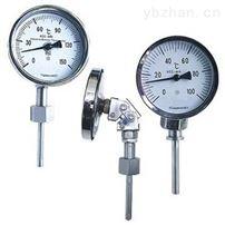 WSSN-411远传防腐耐震双金属温度计