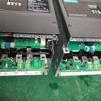 修復成功西門子直流變頻器報F60096復位不了