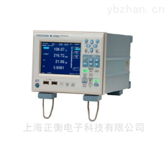 YOKOGAWA WT500 功率分析仪