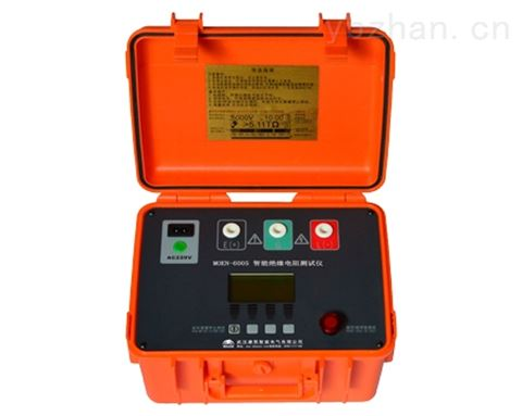 MOEN-6020B 可调型高压兆欧表
