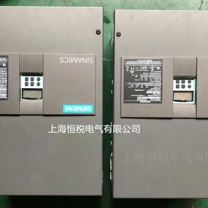 直流电机西门子控制器报f60091修复解决成功