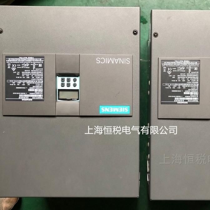 西门子6RA80直流调速装置烧保险