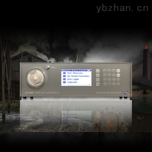 超痕量汞分析仪