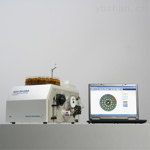 全自动实验室汞分析仪