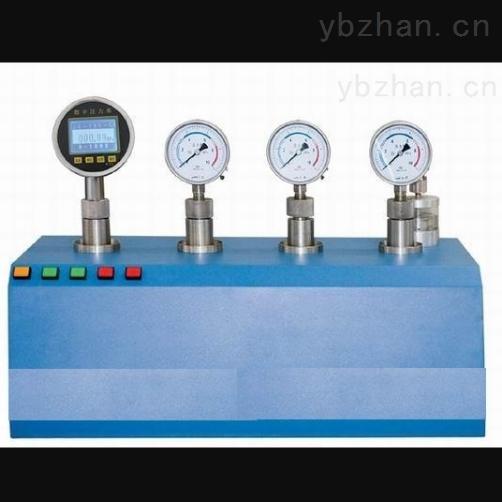 电动气压检验台