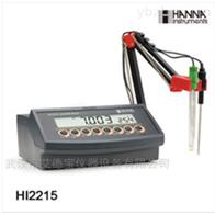 HI2215实验室台式微电脑pH/ORP/温度测定仪