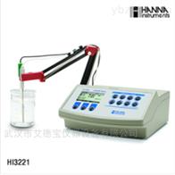 HI3221实验室台式微电脑酸度测定仪