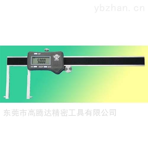 日本KANON中村长爪型内沟槽数显卡尺E-ICM-J