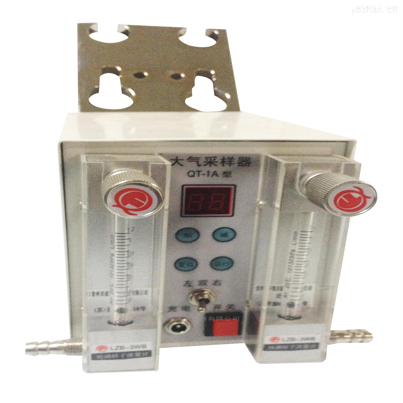 青岛QT-2AL双泵双流量大气采样器
