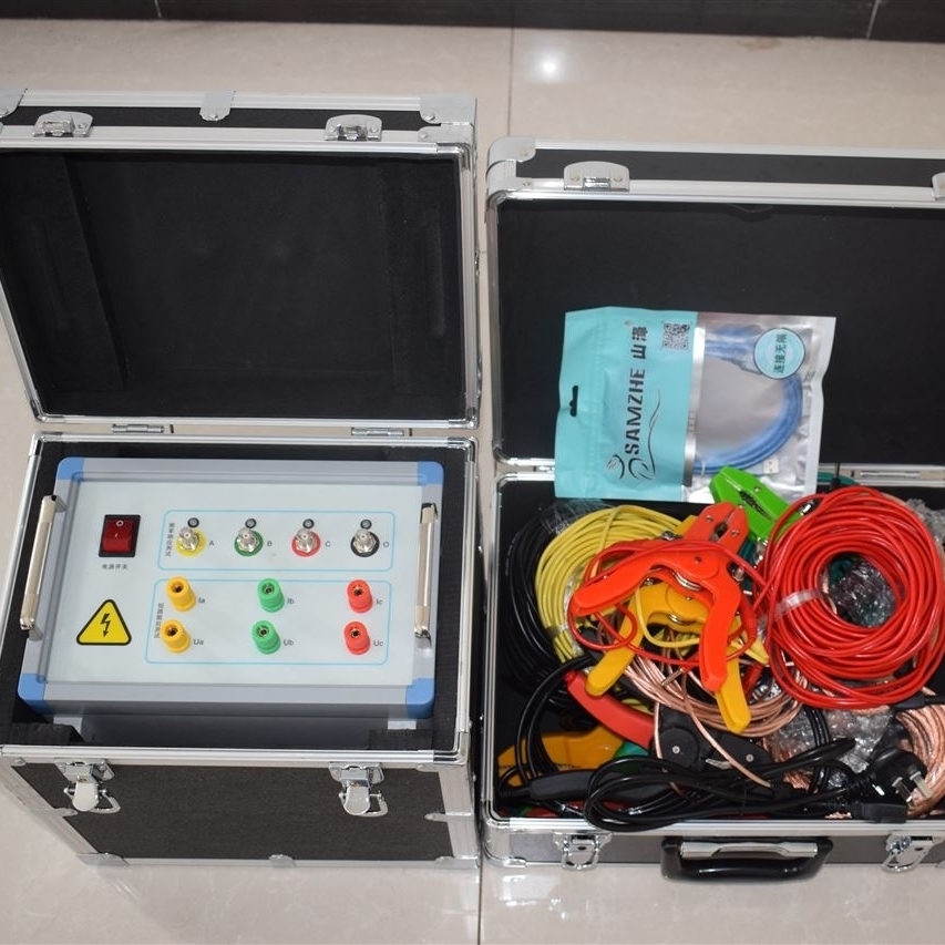 变压器绕组变形测试仪性能特点