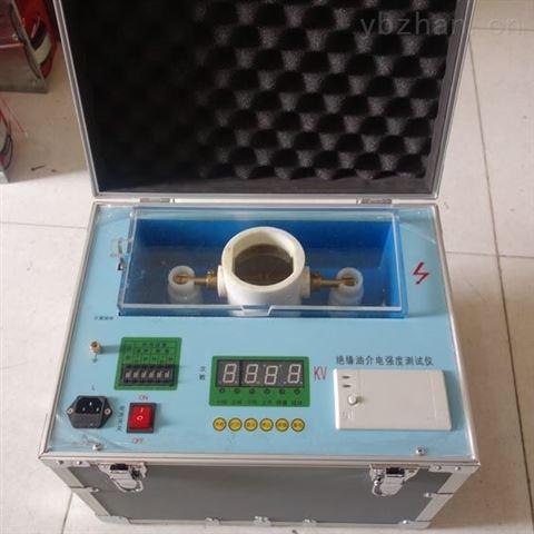 绝缘油介电强度测试仪构造