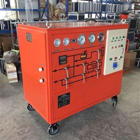 SF6气体高压无油回收装置