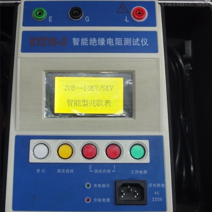 JY绝缘电阻测试仪1000V