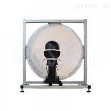 面罩视野测视仪/纺织面罩下方视野计