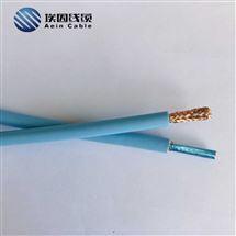 拖链网线柔性PUR屏蔽拖链控制电缆 YCP-FD-CT