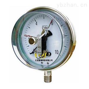 HVZR磁助电接点压力表