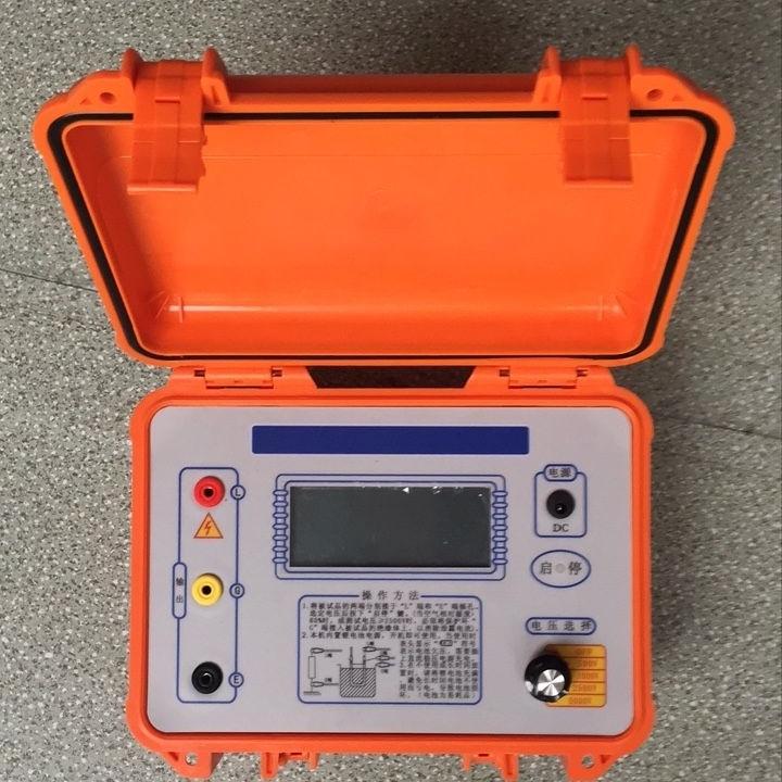 JY2500V绝缘电阻测试仪