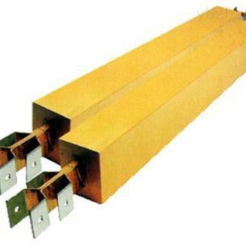 500A浇筑式防水母线槽装置