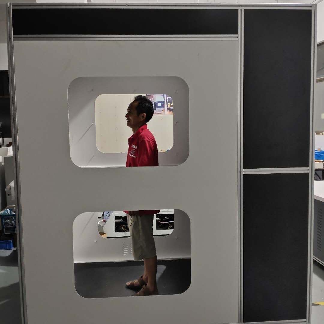 呼吸防护罩泄漏性测检仪
