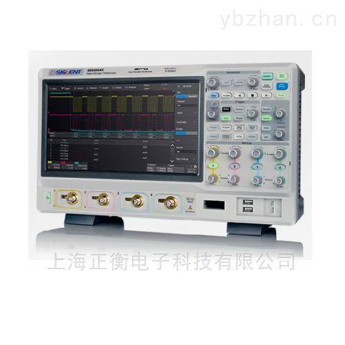 SDS5000X 系列超级荧光示波器