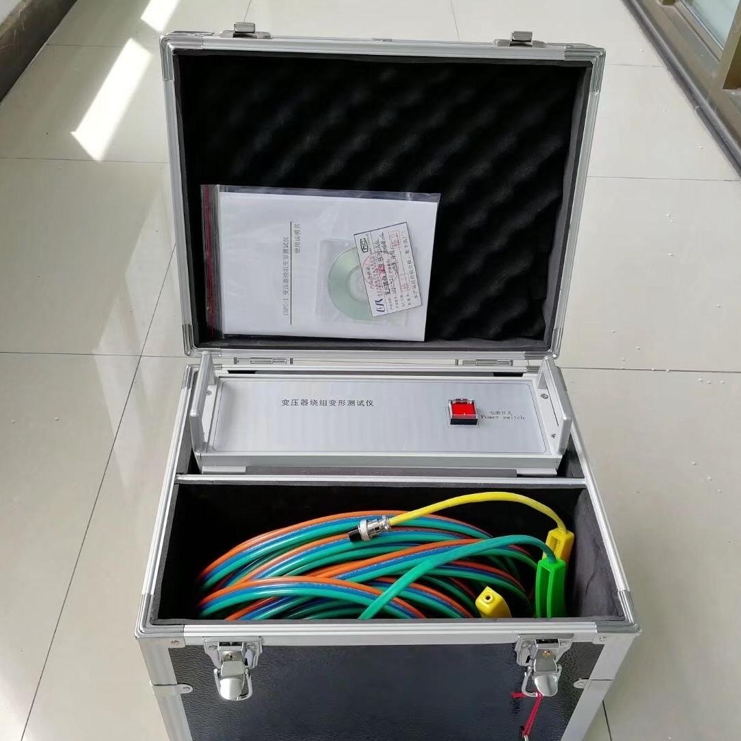 江苏久益变压器绕组变形测量仪