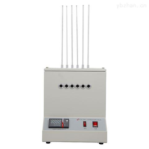 SYD-3498-Ⅰ润滑脂宽温度范围滴点测定仪
