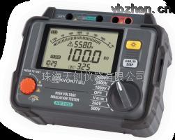 共立302*数字2500V高压绝缘电阻测试仪
