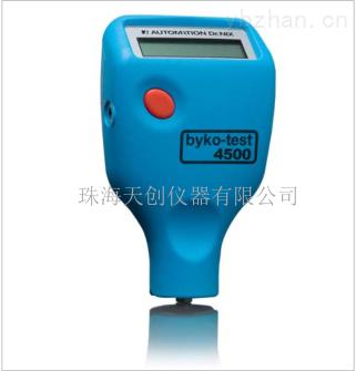 byko-test 4200铁基油漆测厚仪