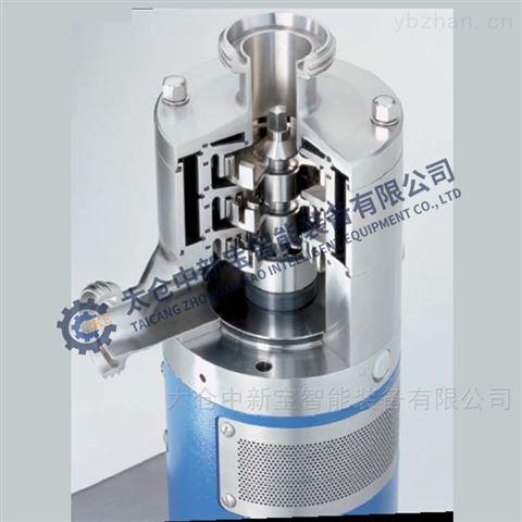 聚乙烯纤维超高速分散机