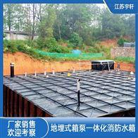 HBP-80-XBF-YX标准一体化泵站