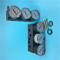 双作用压力表模块6DR4004-2M|定位器附件