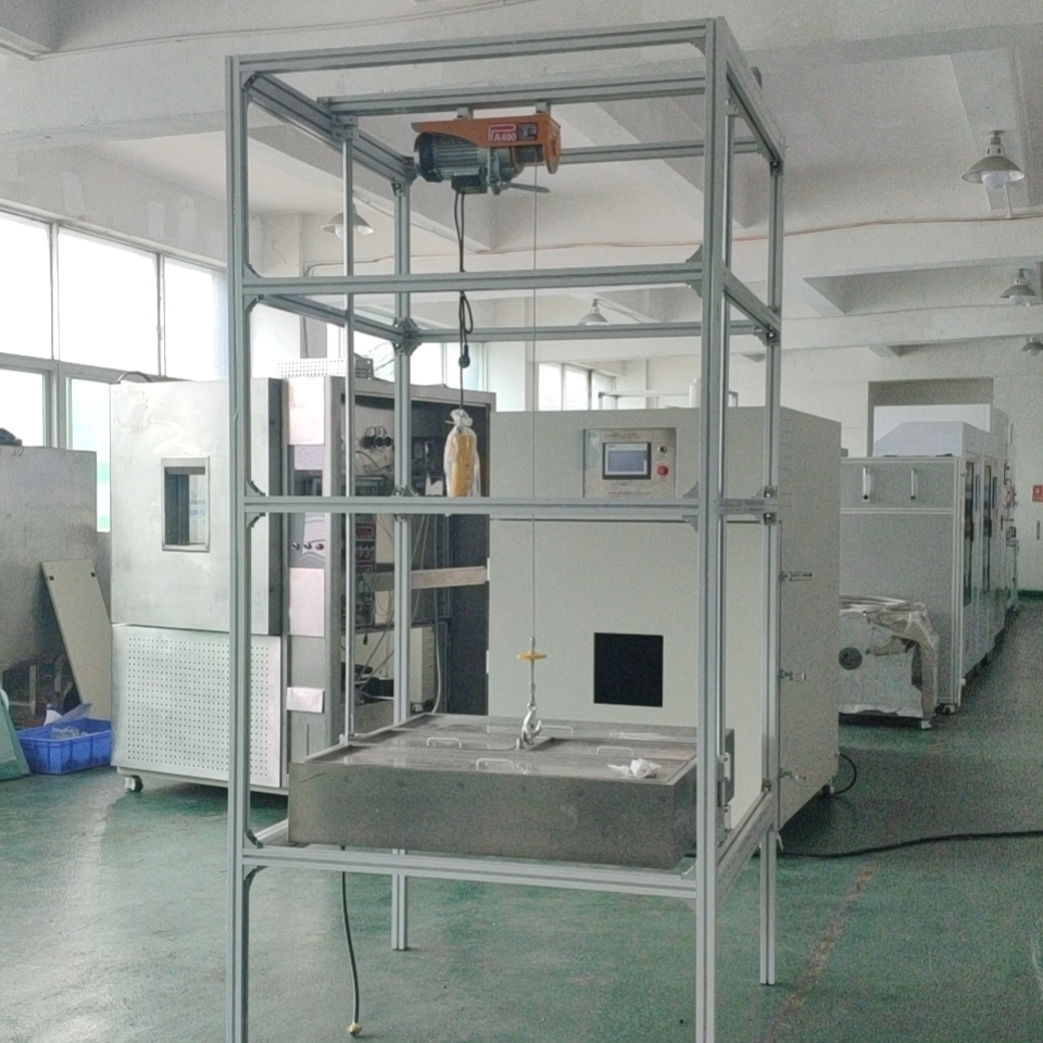 防水等级测试垂直滴水试验装置