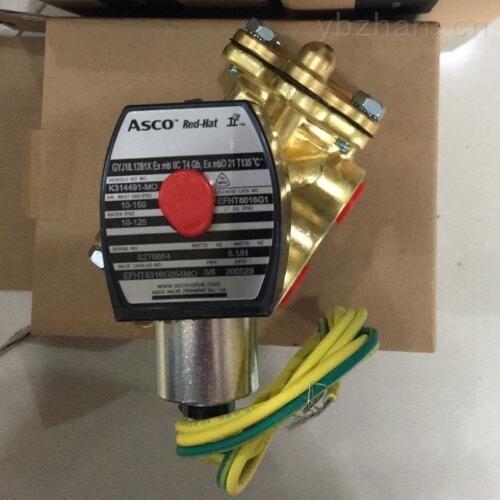 美国ASCO燃气切断阀,EFG551A002MS