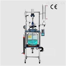 長城科工貿 中式級調速玻璃反應釜GR-20