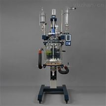 GRL-5050L可升降可旋轉調速玻璃反應釜報價