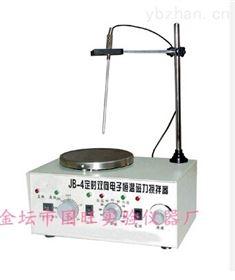 JB-4定时双向恒温磁力加热搅拌器