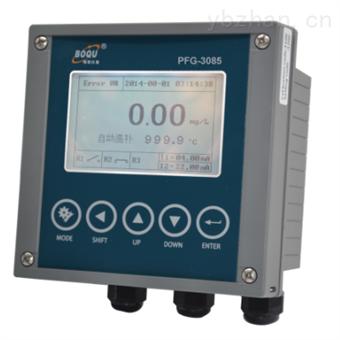 PFG-3085用于污水处理的在线氟离子分析仪