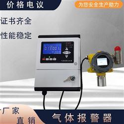在线式一氧化碳气体泄露检测仪