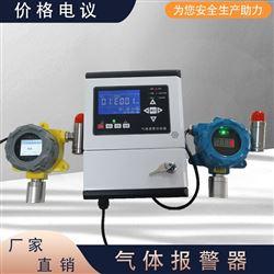 在线式冶炼用氢气泄露检测仪