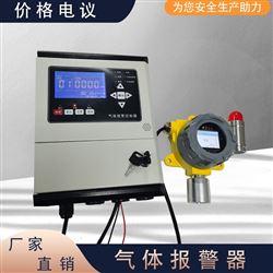 在线式溶剂油气体泄漏报警器