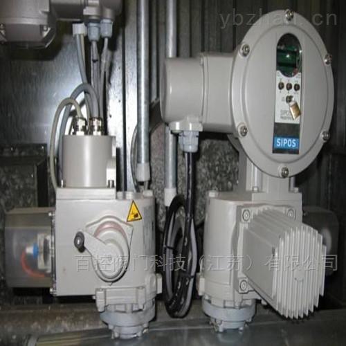 西博思SIPOS电动执行机构型号