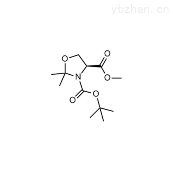 Methyl (S)-3-(tert-butoxycarbonyl)-2,2-dimethyl-4-oxazolidinecarboxylate
