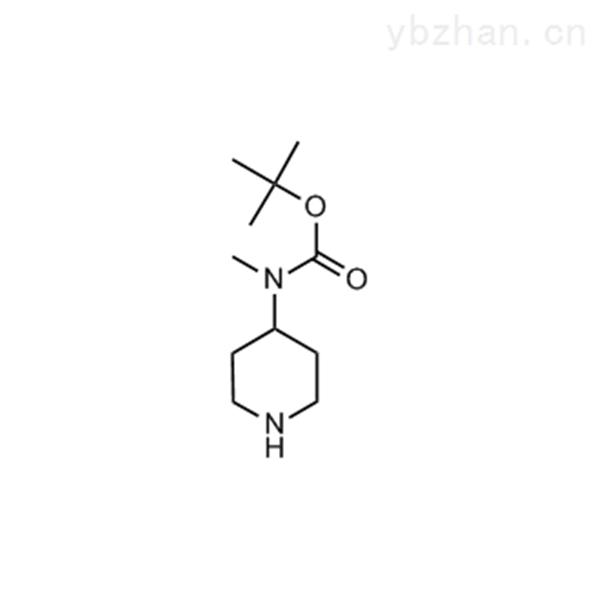 4-Boc-4-methylaminopiperidine