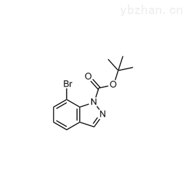 tert-Butyl 7-bromo-1H-indazole-1-carboxylate