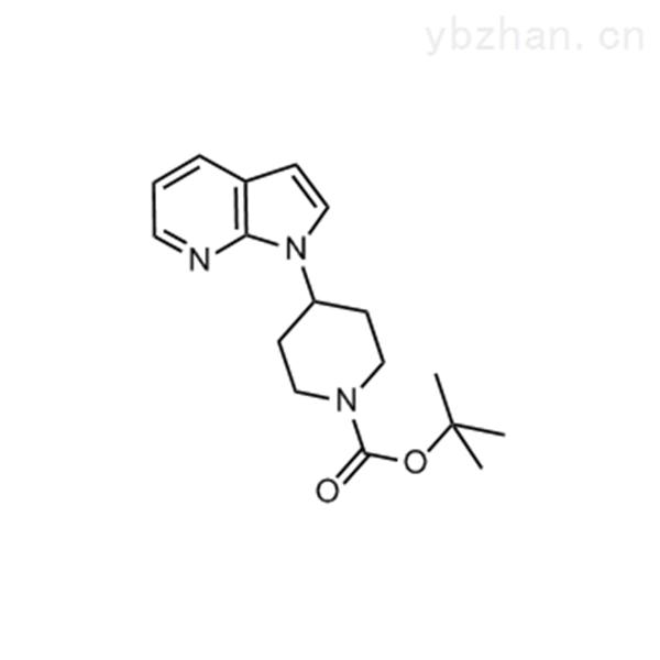 1-Boc-4-(7-Azaindol-1-yl)piperidine