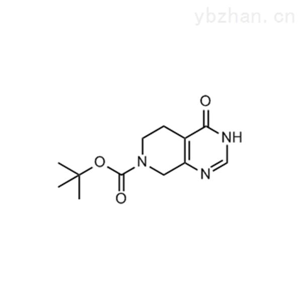 tert-Butyl 4-oxo-4,5,6,8-tetrahydropyrido[3,4-d]pyrimidine-7(3H)-carboxylate