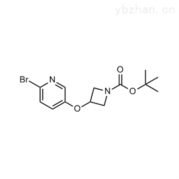 tert-Butyl 3-((6-bromopyridin-3-yl)oxy)azetidine-1-carboxylate