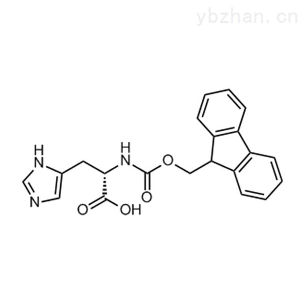 (((9H-Fluoren-9-yl)methoxy)carbonyl)-L-histidine